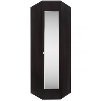 Шкаф угловой 91х91 с зеркалом MONTE Анрэкс